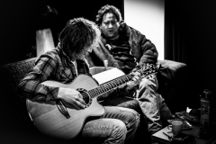 Swamp studio Ron & Rudy